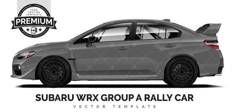 2015 Subaru WRX - Group A Rally Car 'PREMIUM'