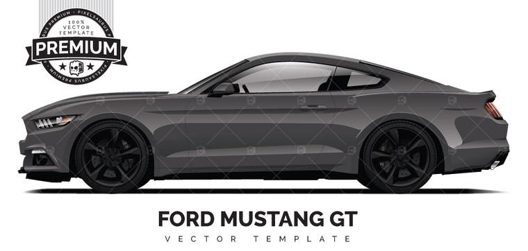 2016 Ford Mustang GT 'Premium'