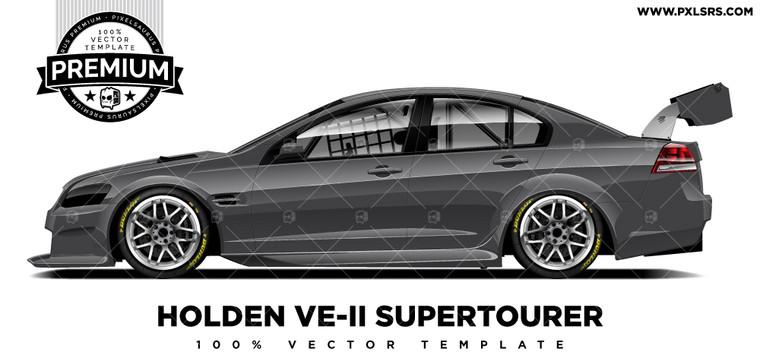 Holden VE-II Supertourer 'Premium' Vector Template
