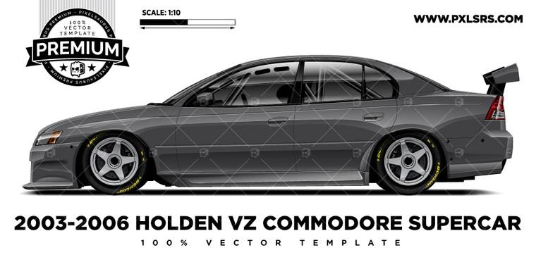 2003-2006 Holden VZ Commodore Supercar 'Premium' Supercar