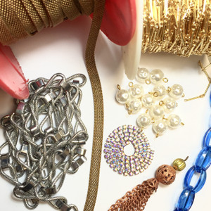 Jewelry Findings | Vintage Jewelry Supplies | Wholesale
