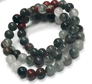 African Bloodstone Beads | Bloodstone Beads | Unique