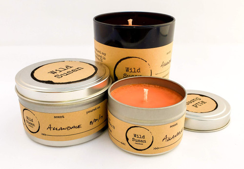 Allandale [Cypress + Bayberry] Soy Candle/Wax Melt