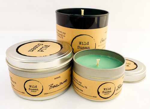 Brentwood [Japanese Cherry Flower] Soy Candle/Wax Melt