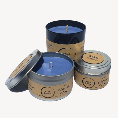 Capital City [White Birch + Cactus Blossom] Soy Candle/Wax Melt