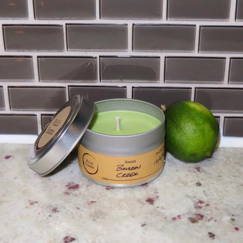 Bouldin Creek [Coconut + Lime] Soy Candle/Wax Melt