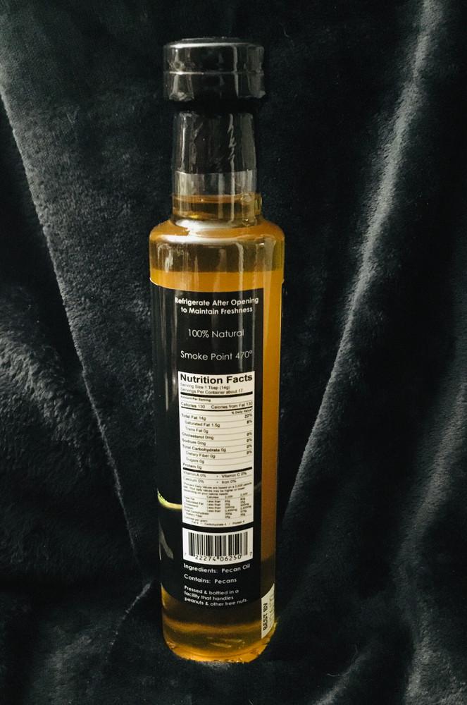 Pointe Coupee Pecan Oil-8.45oz