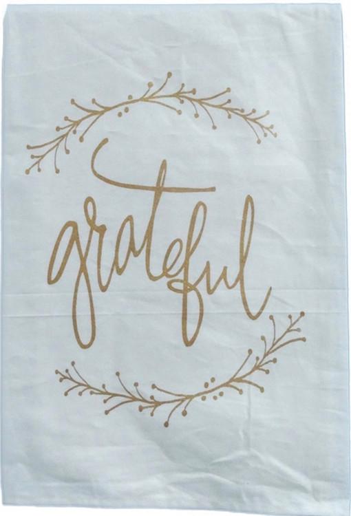 Grateful Hand Towel