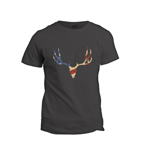 Patriot Skull T-Shirt