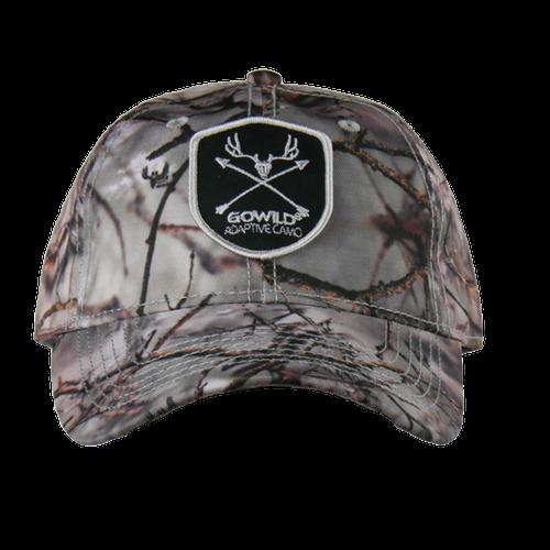 Full Camo Hat