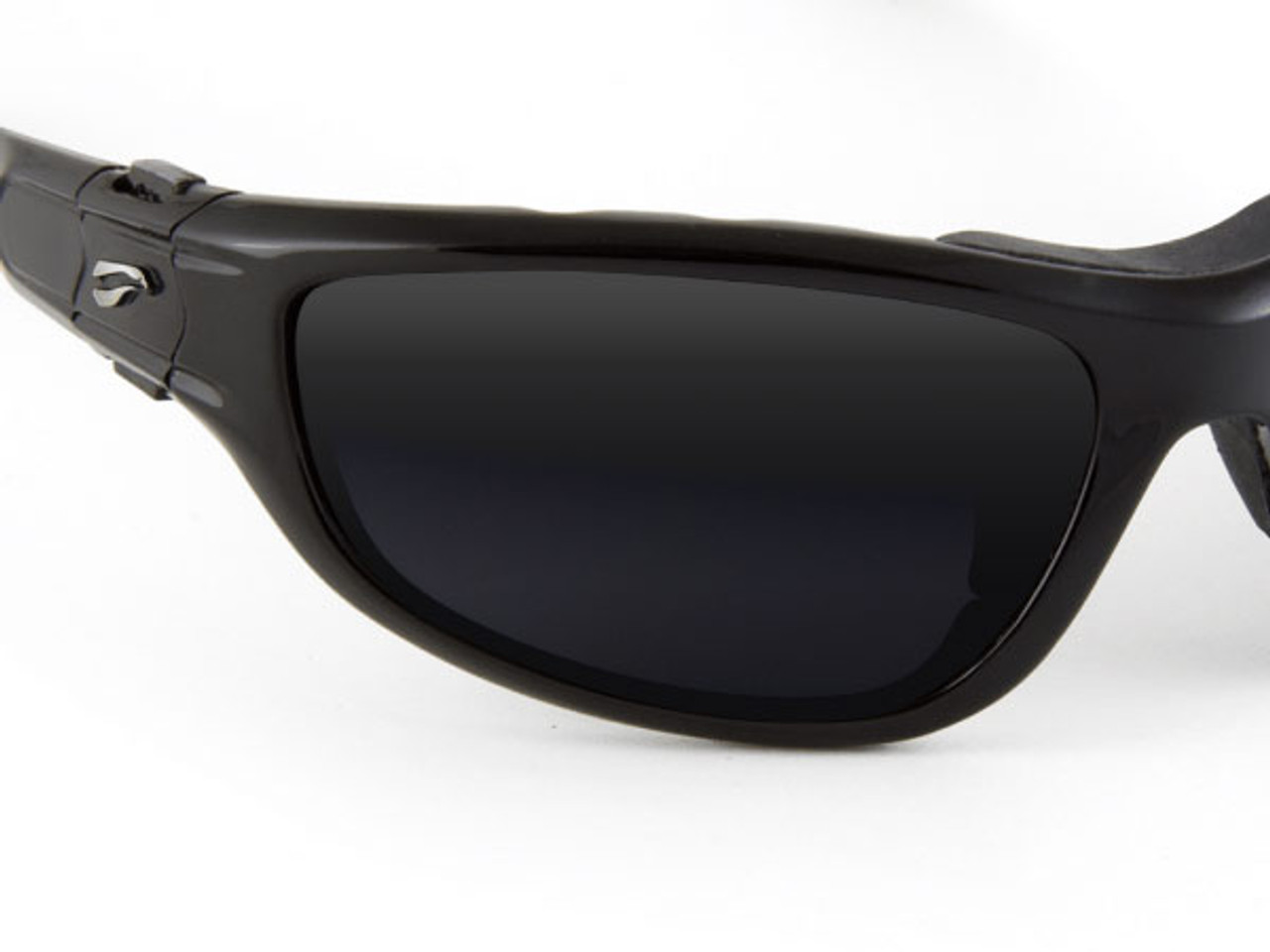 Polarized Gray Lenses for Hawk Convertible