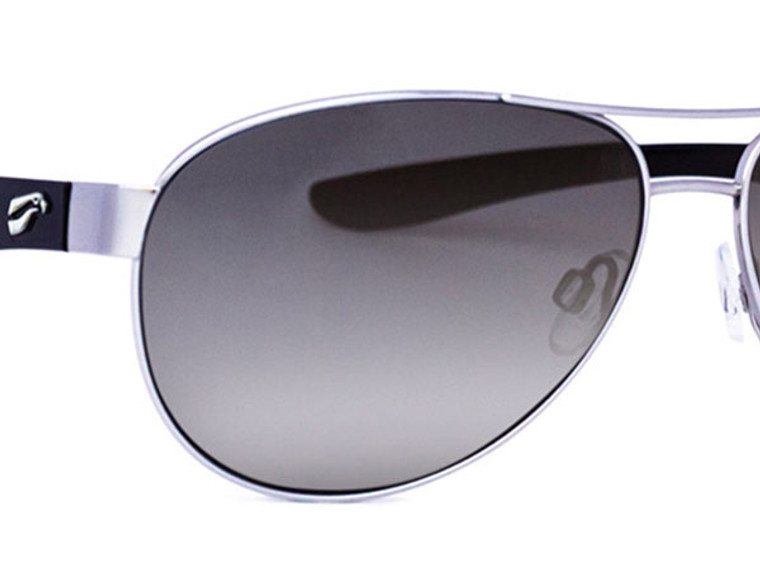 Gradient Gray Lenses for Kestrel Titanium Aviator