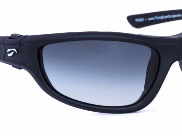 Gradient Gray Lenses for Hawk Convertible