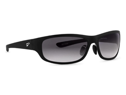 Golden Eagle Sport - Matte Black Frame with Gradient Gray Lenses