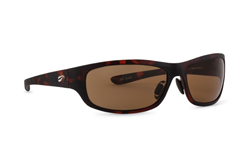 Golden Eagle Sport - Satin Tortoise Frame with Solid Copper Lenses