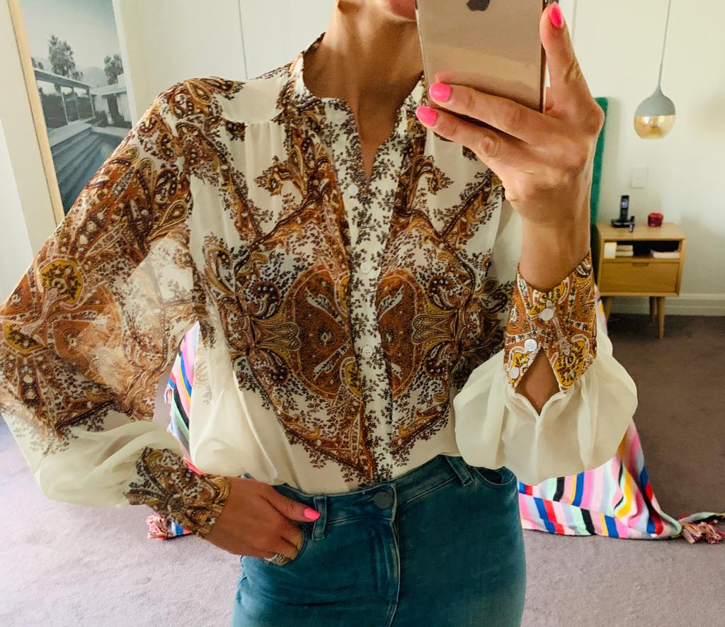 Shaylene shirt