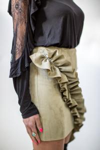 Sassy Ruffle Skirt