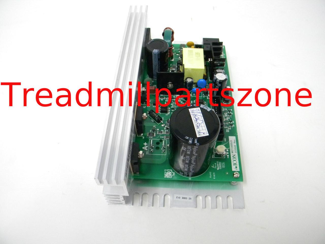 FreeMotion Treadmill Model SMTL189090 XTR Motor Controller Part Number 399607