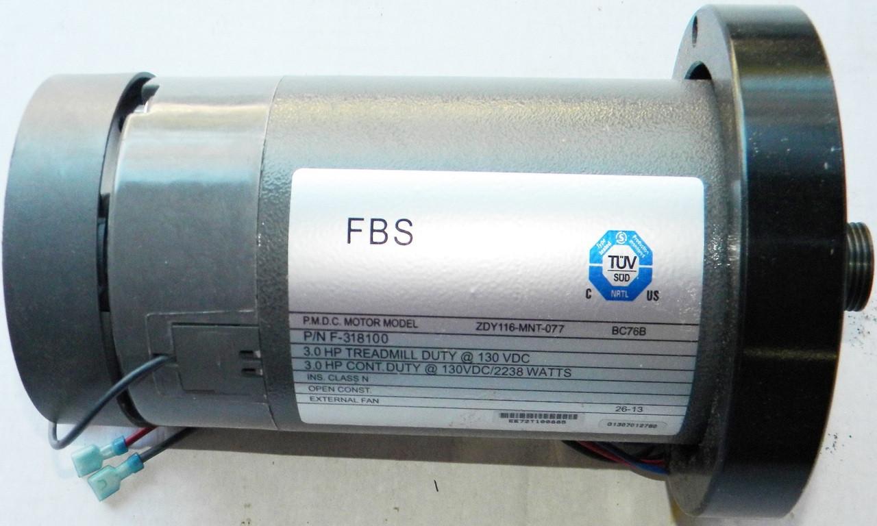 Treadmill Motor 3.0 HP Part Number 405661