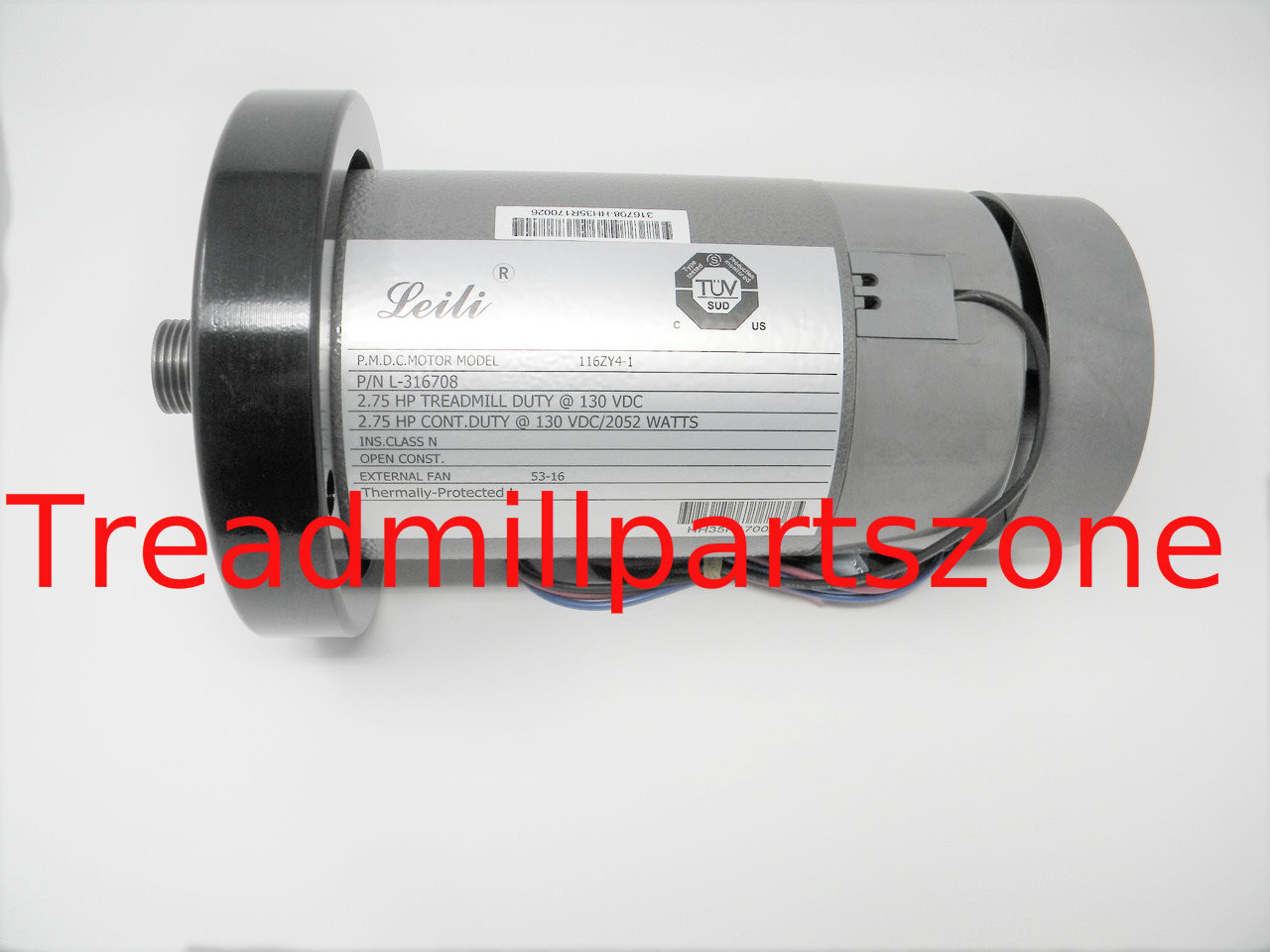 Treadmill Drive Motor Part Number 405686