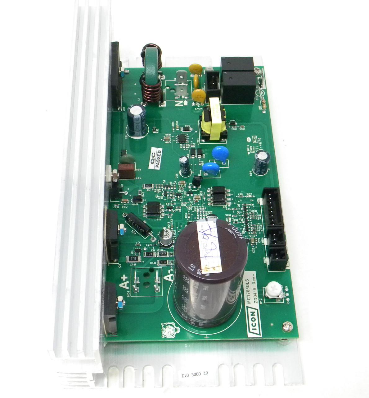 PROFORM Treadmill Model PFTL13113 PRO 2000 Motor Controller MC1618DLS Part Number 398074