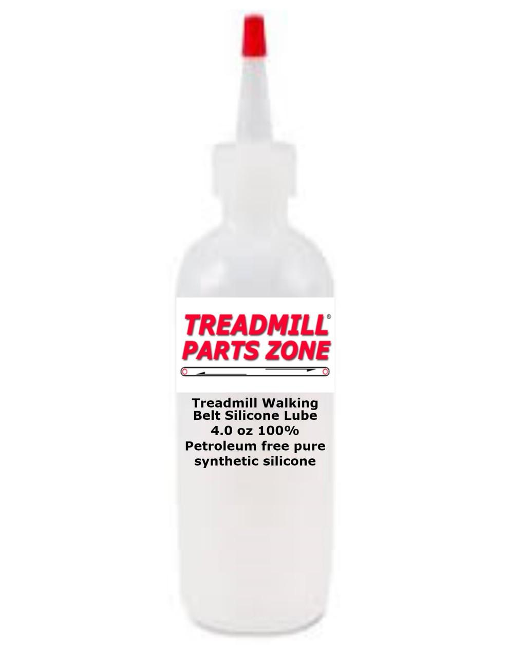 Treadmill Silicone Lube 4.0 oz FR00219168 100% Pure Silicone