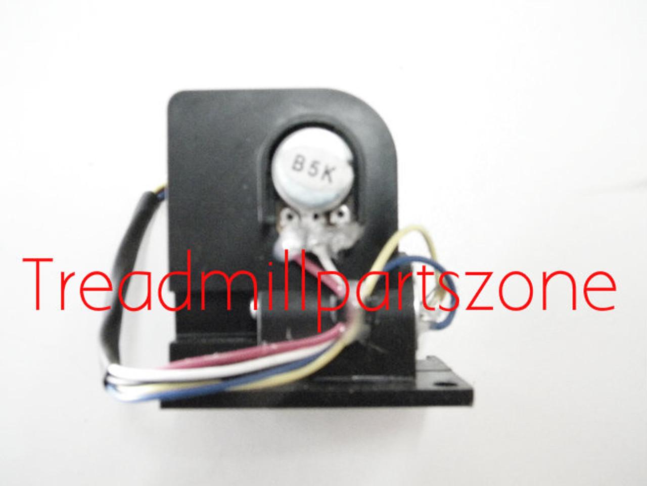 Elliptical Resistance Tension 6V Motor Part Number 193223