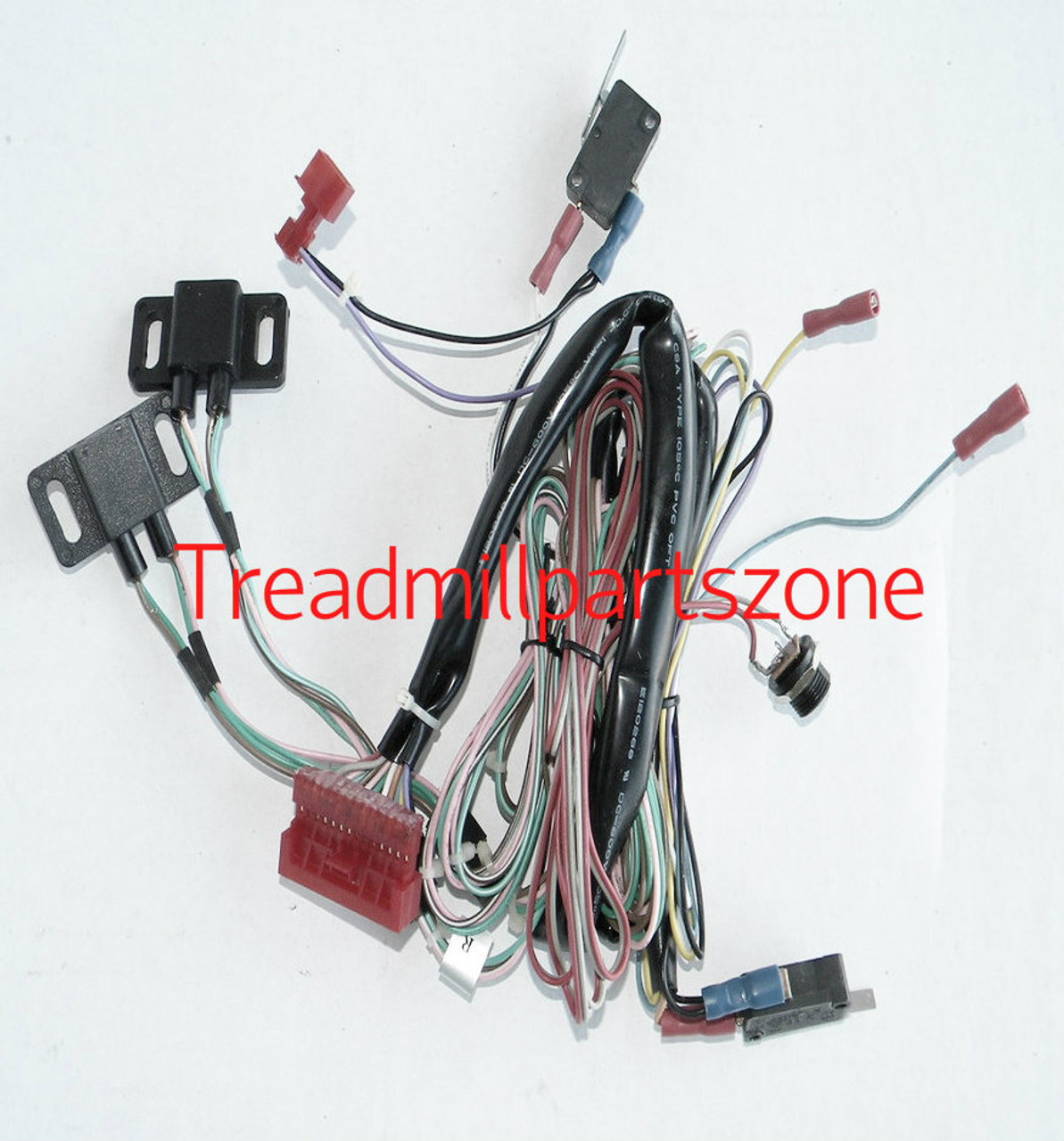 weider weight station lower wiring harness part number 212170 Wiring Harness Vt600cd2005