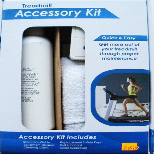 ICON Treadmill Liquid Wax Maintenance Kit Part 356520