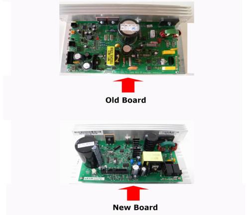 Model SFTL898100 FREEMOTION SMARTRUN 2.0 Treadmill Motor Controller Part 309502