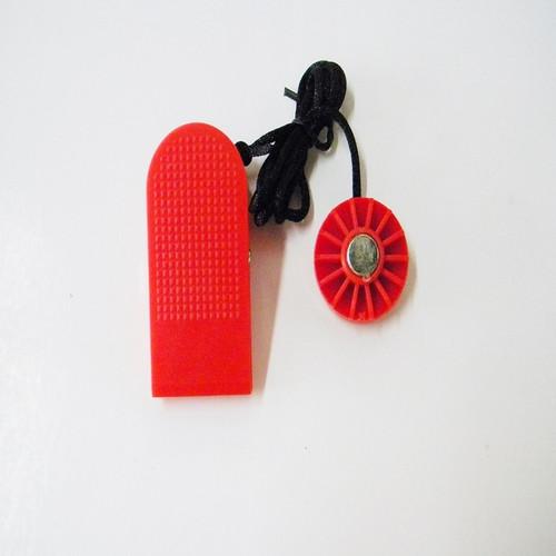 BowFlex Treadclimber Model TC10 Safety Key Part Number 004-7388