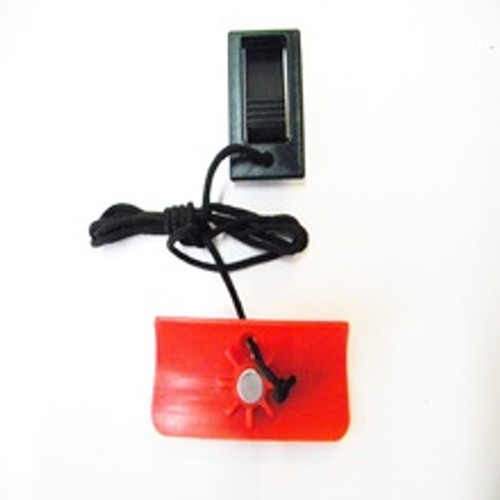 Reebok Model RBTL592110 COMPETITOR RT 5.1 Treadmill Safety Key Clip Part Number 301180
