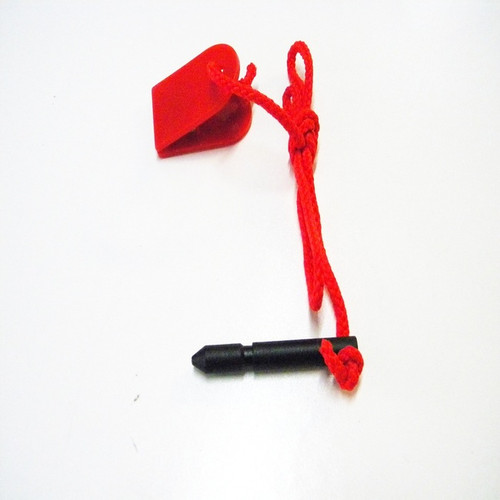 BowFlex Treadclimber Model TC5000 Safety Key Part Number 12775