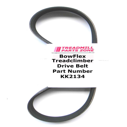 BowFlex Treadclimber Model TC5000 Motor Belt Part KK2134