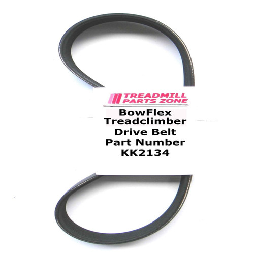 BowFlex Treadclimber Model TC3000 Motor Belt Part KK2134