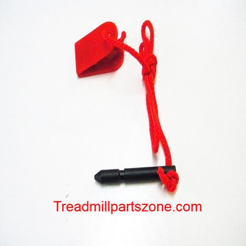 Nautilus Treadclimber Safety Key Part Number 003-5666