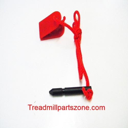 BowFlex Treadclimber Model TC5000 Safety Key Part Number 003-5666