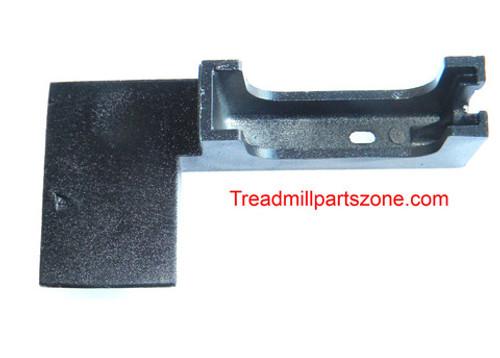 Treadmill Right Rear Roller Idler Bracket Part 334338