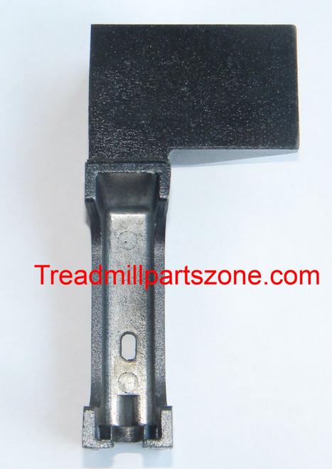 Treadmill Left Rear Roller Idler Bracket Part Number 334337