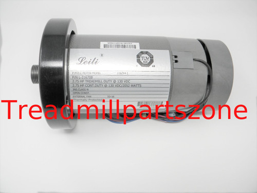 Treadmill Drive Motor Part Number 316708
