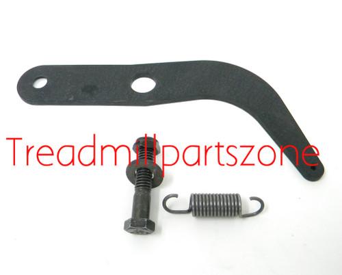 Treadmill Motor Belt Tension Assembly Part Number 165202