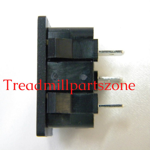 Bowflex Treadclimber AC Inlet Part Number 12733