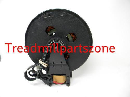 SportsArt Upright Bike Model C53U Flywheel Alternator Part C53U-47A