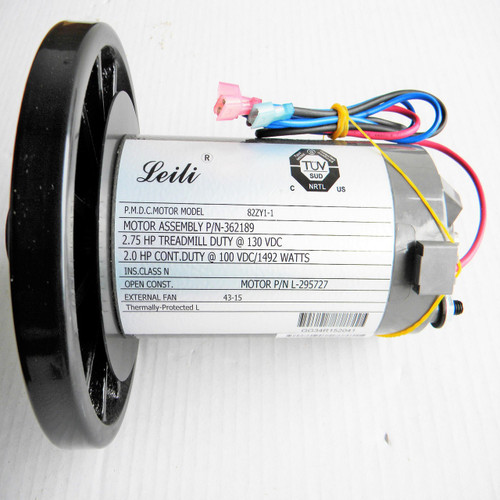 Treadmill Motor 2.75 HP Part Number 405563