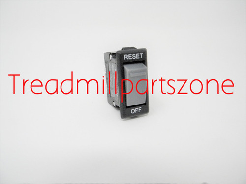 Treadmill Reset Off Circuit Breaker Part Number 186726