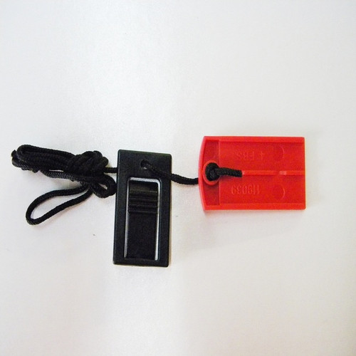 Weider Treadmill Safety Key Red Insert Part Number 119038