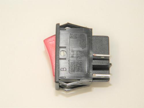 BowFlex Treadmill Model BXT188 Rocker Switch Part Number 8004777