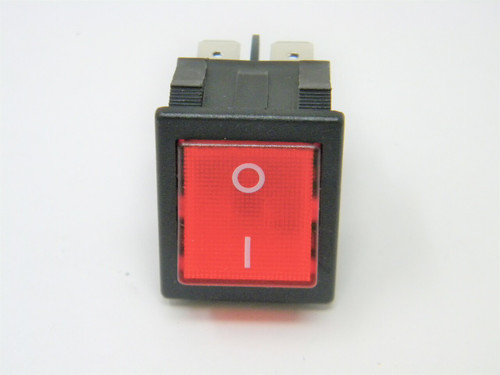 BowFlex Treadmill Model BXT6 Rocker Switch Part Number 8004777