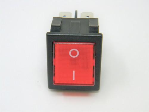 BowFlex Treadmill Model BXT028 Rocker Switch Part Number 8004777