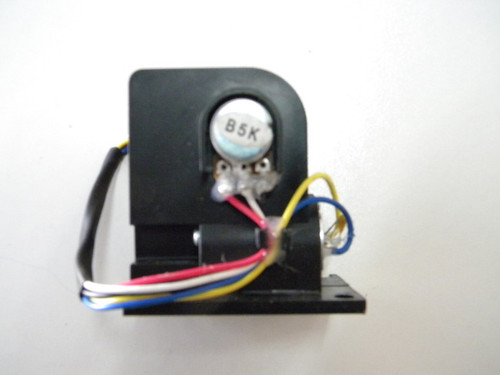 Elliptical Resistance Motor 184141